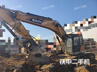 二手三一重工 SY485H 挖掘机转让出售