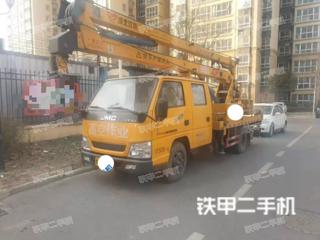 江南专汽JDF5060JGKJ高空作业机械实拍图片
