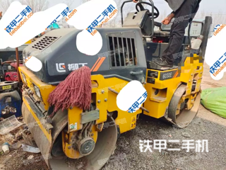 河北-邯郸市二手柳工CLG6032E压路机实拍照片
