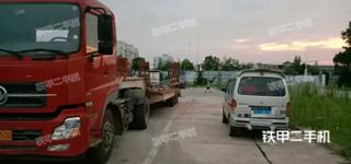 湖北-武汉市二手东风6X2平板运输车实拍照片