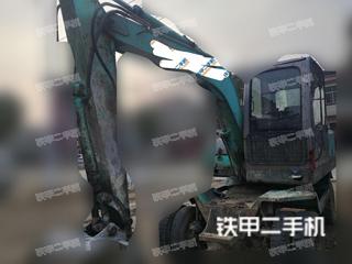 湖北-襄阳市二手新源XY65-7挖掘机实拍照片