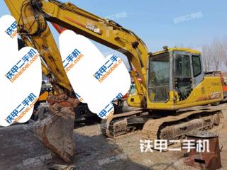 北京卡特重工CT150-8C挖掘机实拍图片