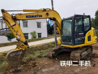 广东-湛江市二手小松PC60-8挖掘机实拍照片
