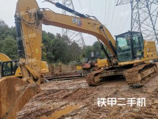 湖北-宜昌市二手卡特彼勒326挖掘机实拍照片