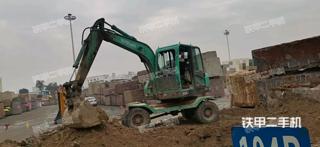 新源65W-8DF(先導操作)挖掘機實拍圖片