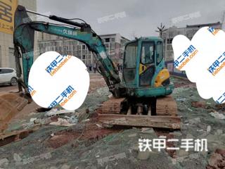 久保田KX161-3SZ挖掘機實拍圖片