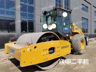 江苏-连云港市二手徐工XS223压路机实拍照片