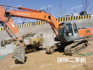 日立ZX240-3G挖掘機實拍圖片