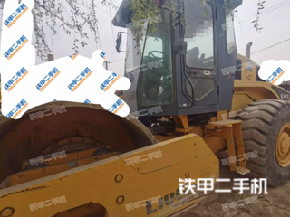 陕西-咸阳市二手柳工620A机械振动压路机实拍照片