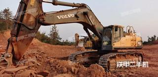 沃爾沃EC700CL挖掘機實拍圖片