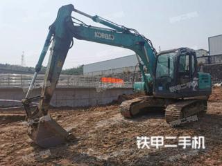 湖北-宜昌市二手神钢SK140LC-8挖掘机实拍照片