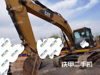北京-北京市二手卡特彼勒320D2-GC液压挖掘机实拍照片