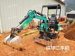 百色山东捷克JKW-18S挖掘机实拍图片