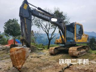 二手沃尔沃 EC140B 挖掘机转让出售