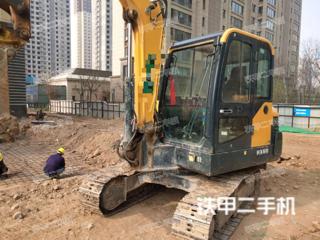 二手现代 HX55 挖掘机转让出售