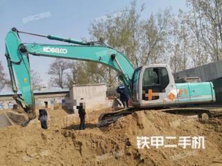 河北-保定市二手神钢SK250LC挖掘机实拍照片