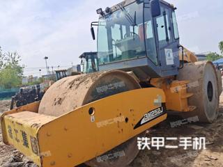 安徽-合肥市二手徐工3Y252J压路机实拍照片