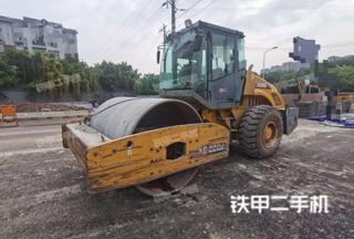 重庆-重庆市二手徐工XS202J-Ⅱ压路机实拍照片