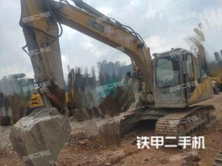 昆明徐工XE150D挖掘机实拍图片