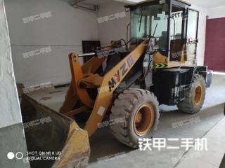 涼山明宇重工ZL-930裝載機實拍圖片