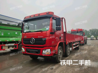 中國重汽ZZ5256GJBV404MD1攪拌運輸車實拍圖片