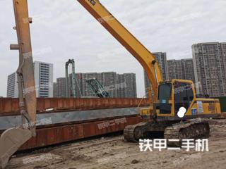 攀枝花山東臨工E6205F挖掘機實拍圖片
