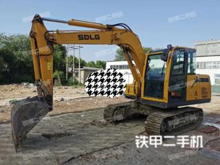 攀枝花山東臨工E675F挖掘機實拍圖片