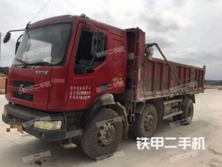 東風6X2工程自卸車實拍圖片