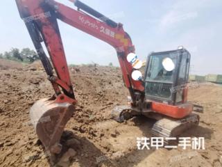 陕西-咸阳市二手久保田KX155-5挖掘机实拍照片