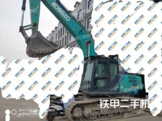 平頂山神鋼SK270XD-10挖掘機實拍圖片