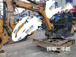 江苏-南京市二手三一重工SY60C挖掘机实拍照片