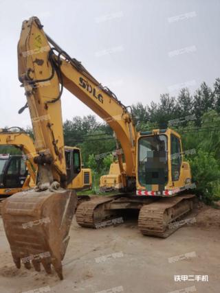 山西-晋中市二手山东临工LG6150挖掘机实拍照片