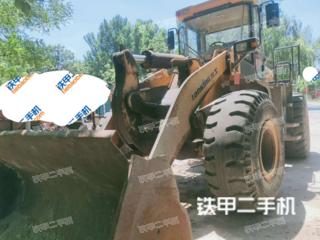 河北-邢台市二手龙工LG855D装载机实拍照片