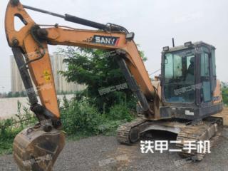 河北-邢台市二手三一重工SY55C挖掘机实拍照片