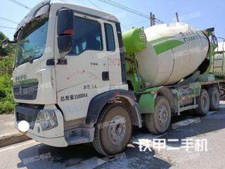 凌宇CLY5317GJB30E1搅拌运输车实拍图片