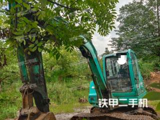 开元智富KY70挖掘机实拍图片
