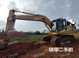 江西-南昌市二手小松PC200-8N1挖掘机实拍照片