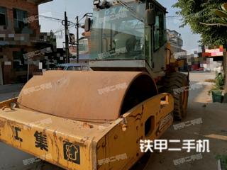 湖南-益阳市二手徐工XS202J压路机实拍照片