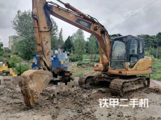 二手雷沃重工 FR150 挖掘机转让出售
