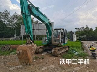 二手神钢 SK120-5 挖掘机转让出售