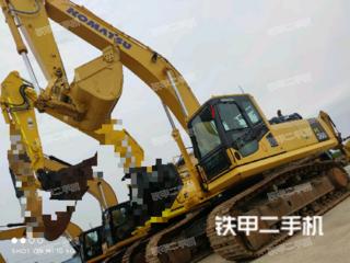 廊坊小松PC360-8M0挖掘机实拍图片