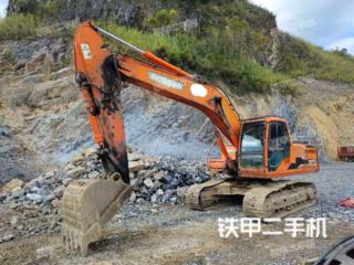 二手斗山 DH215-9E 挖掘机转让出售