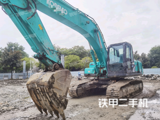 神钢SK250LC-8挖掘机实拍图片